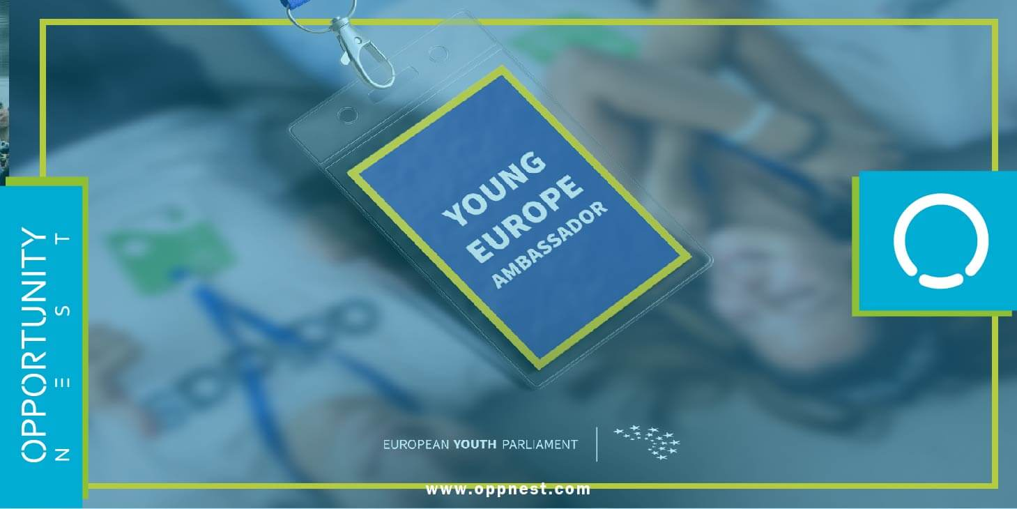 Photo of European Youth Parliament – Young Europe Ambassadors
