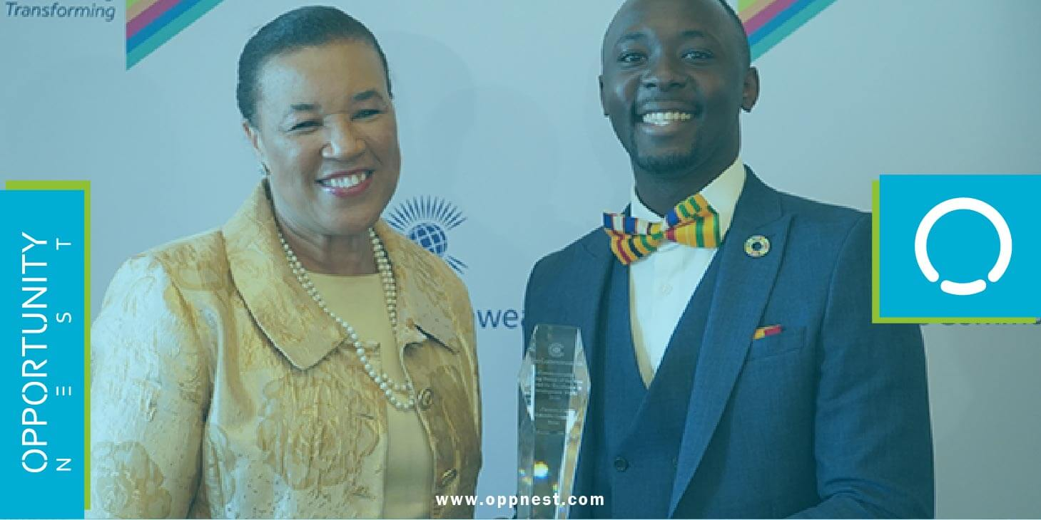 Photo of Commonwealth Youth Awards 2021