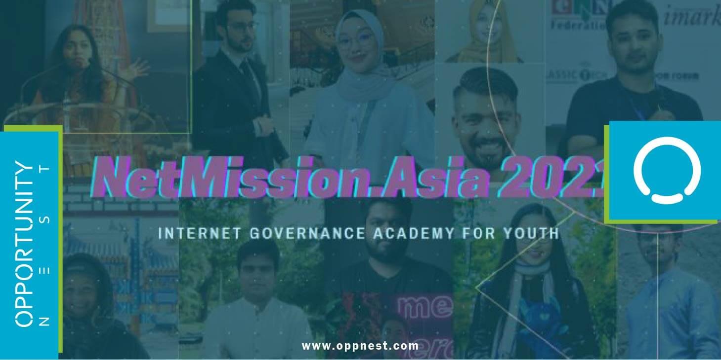 Photo of NetMission.Asia 2021 Recruitment
