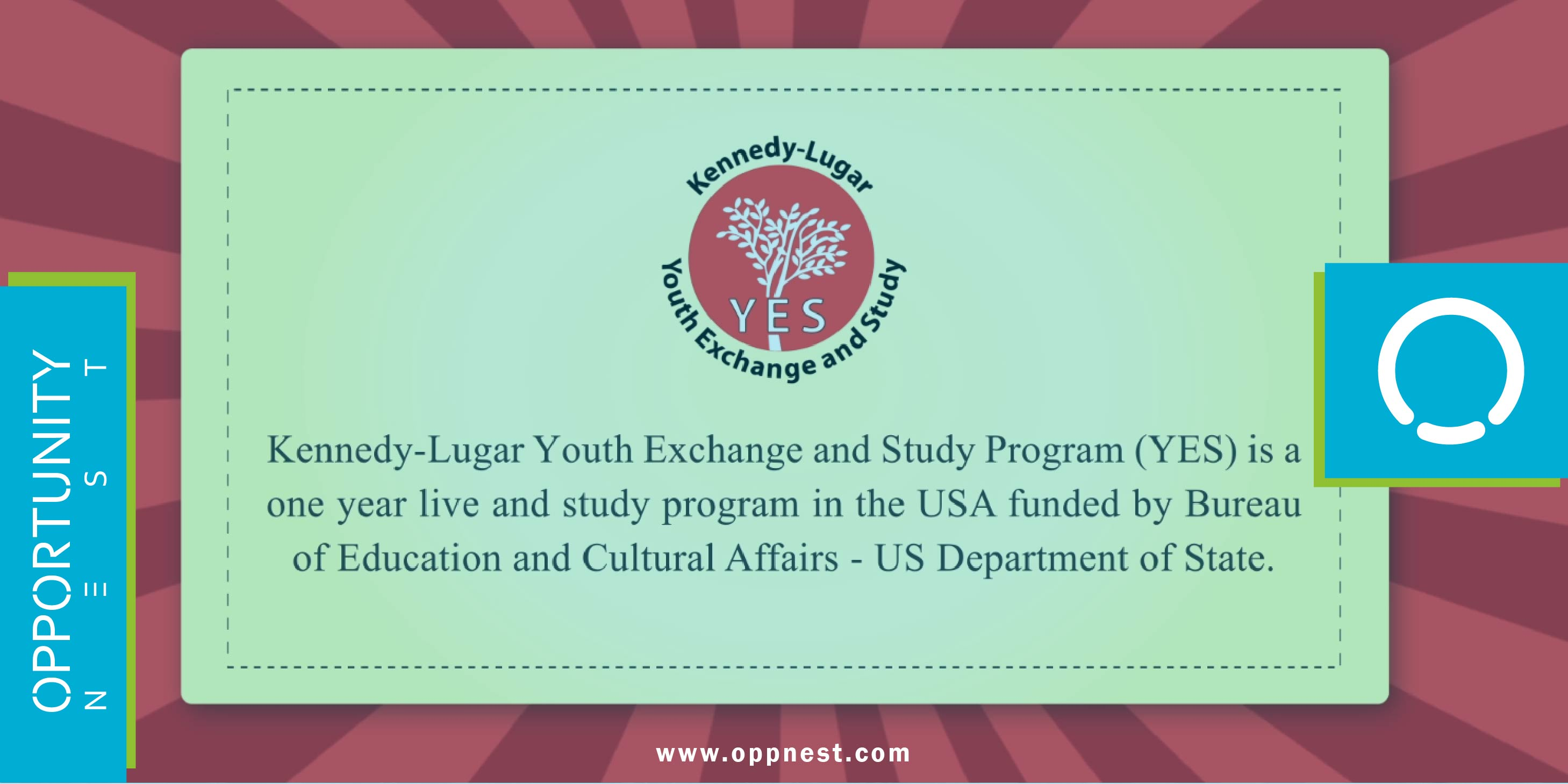Photo of Kennedy-Lugar Youth Exchange and Study (YES) Program