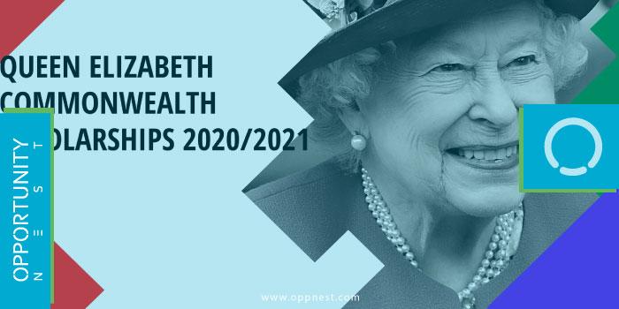 Photo of Queen Elizabeth Commonwealth Scholarships 2021