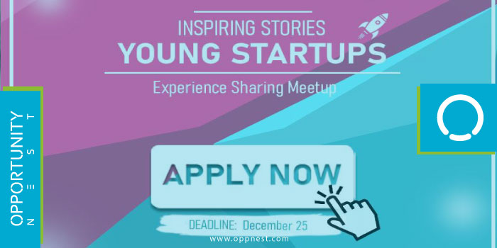 """Photo of CALL FOR APPLICATION: """"INSPIRING STORIES: YOUNG STARTUPS 2021"""