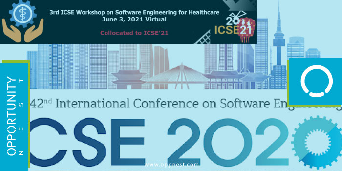 Photo of 3rd ICSE International Workshop on Software Engineering for Healthcare 2021