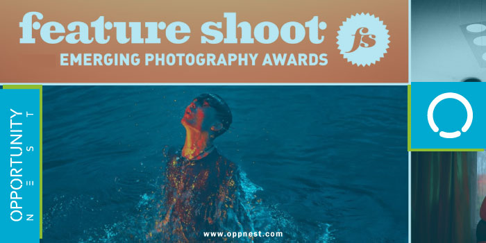 Photo of Feature shoot's 6th Annual Emerging Photography awards