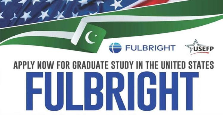 Photo of US Fulbright Scholarship for Pakistani Students 2021-22 (Fully Funded)