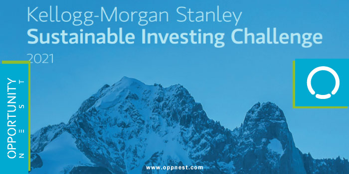 Photo of Kellogg-Morgan Stanley Sustainable Investing Challenge 2021