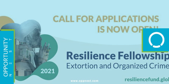 Photo of Resilience Fellowship 2021