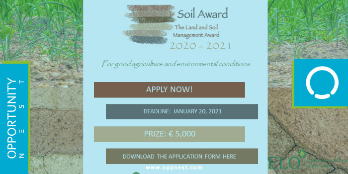 Photo of Land and Soil Management Award
