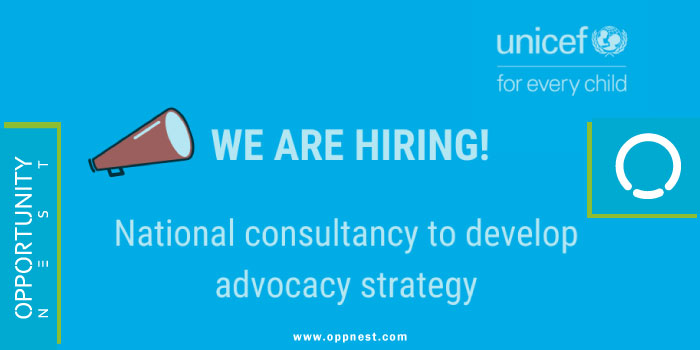 Photo of National consultancy to develop an advocacy strategy for UNICEF Tajikistan