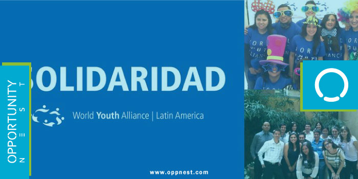 World Youth Alliance Internship Latin America Program- Batch 3