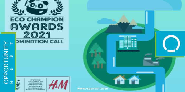 Photo of Eco Champion Awards 2021
