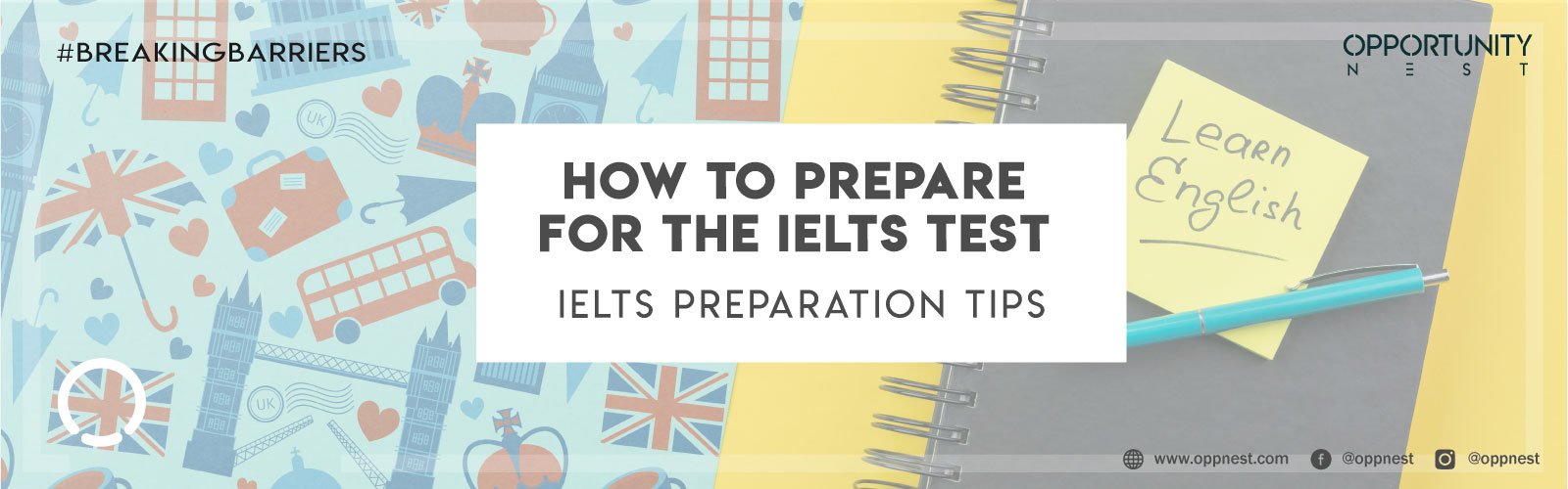 Photo of IELTS Ultimate Guide – Preparation Tips, Format and Test Day Tips